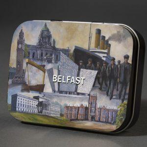 Belfast tin
