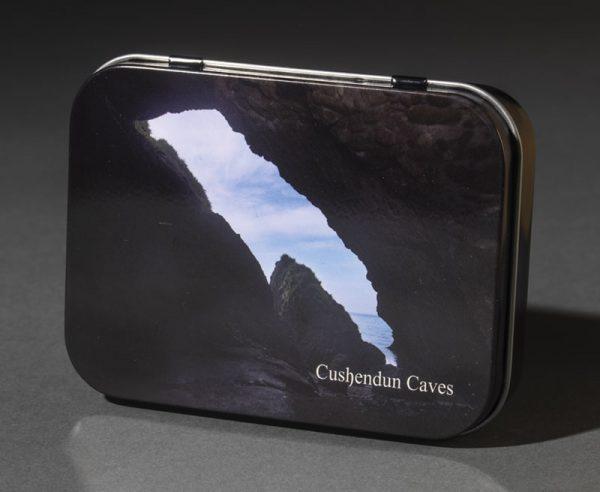 Cushendun caves