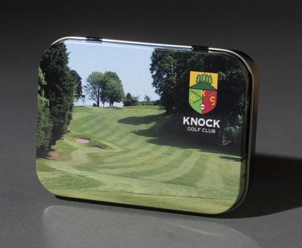 knock golf club